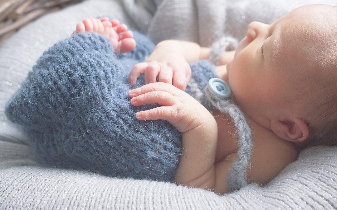 Newborn Photography – Rosyth