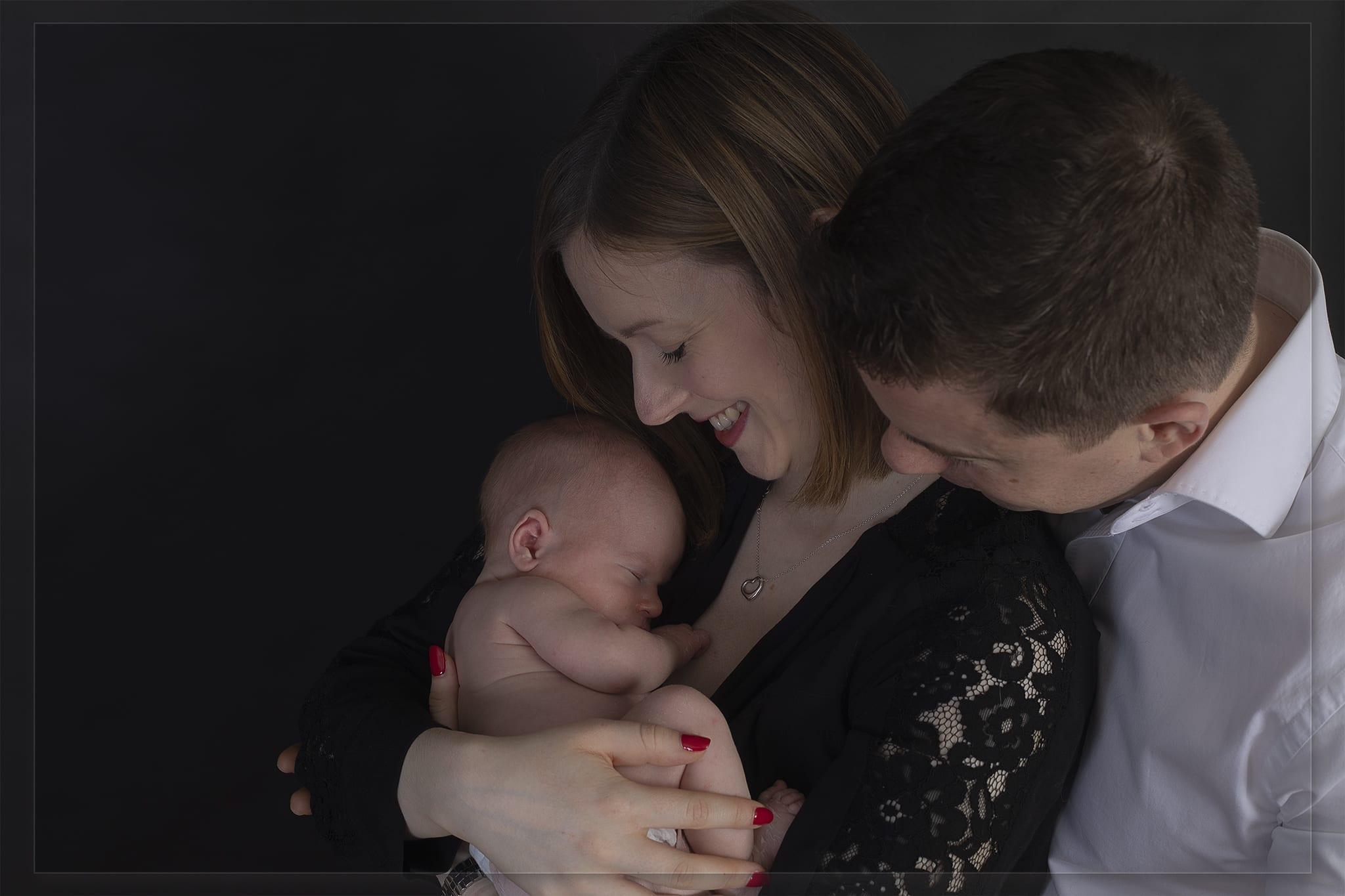 Gorgeous Newborn Shoot – Newborn Photography Fife ( Rosyth ) – Bella Photography Fife