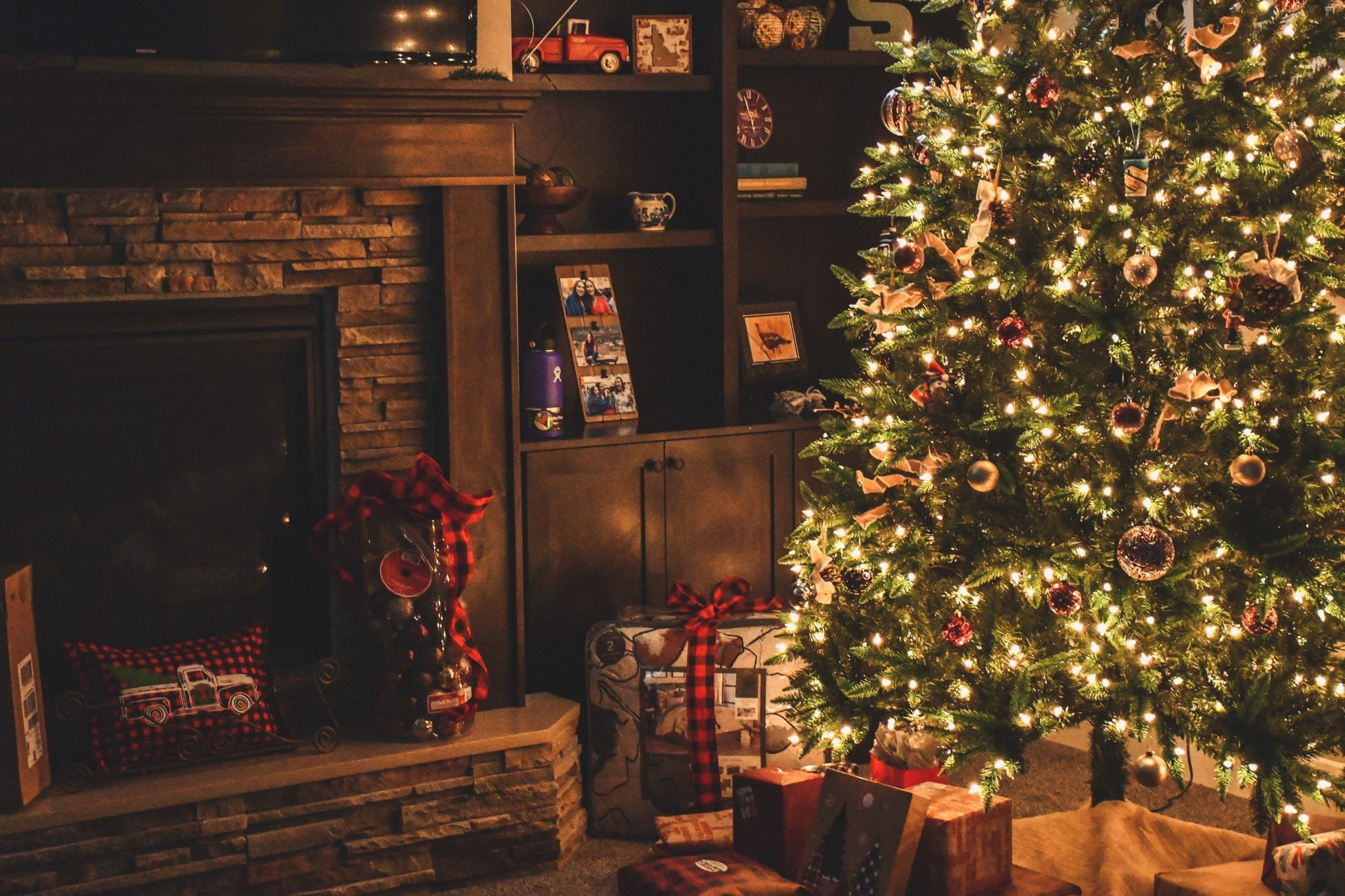 Why i take a month off at Christmas….